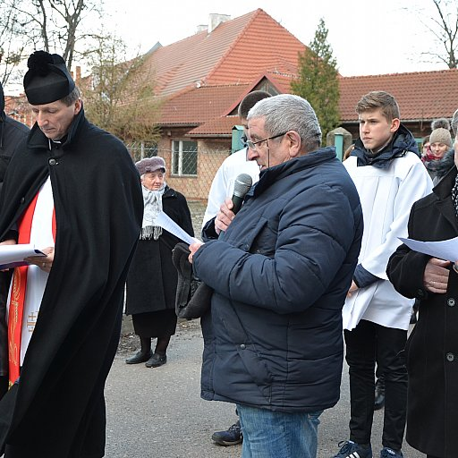 XXVI Droga Krzyżowa ulicami parafii