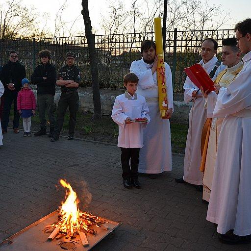 Wigilia Paschalna i Niedziela Zmartwychwstania
